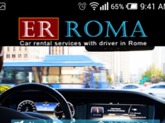 ER Roma Taxi Transfers 1.0 Screenshot