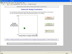 eRA Pre-Auction Decision Analysis Tool 4.02 Screenshot