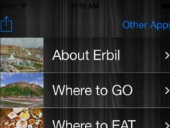 Erbil Tour Guide 1.2 Screenshot