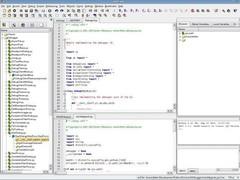 Eric Integrated Development Environment 5.1.2 Screenshot
