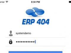 ERP System for SME 1 Screenshot