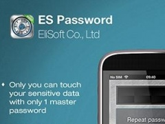 ES Password 1.0 Screenshot