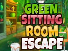 Green Sitting Room Escape 3.9.0 Screenshot