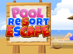 Pool Resort Escape 4.0.0 Screenshot