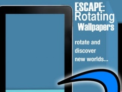 Escape - Rotating Wallpapers 1.0 Screenshot