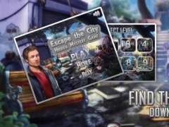 Escape the City - Hidden Mystery Game Pro 1.0 Screenshot