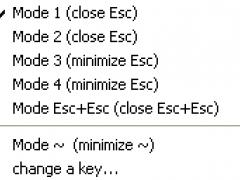 EscapeClose 1.6 Screenshot