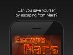 Escaping Mars 2.3 Screenshot