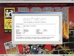 Eschaton  Screenshot