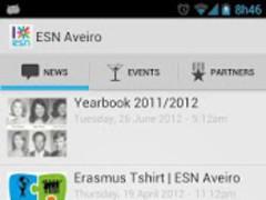 ESN Aveiro 1.1 Screenshot