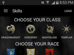 ESO Skills 3.1.0 Screenshot