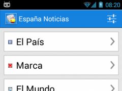 España Noticias 8.4.8 Screenshot