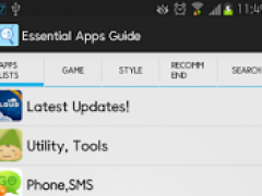 Essential Apps Guide 2.2.5 Screenshot