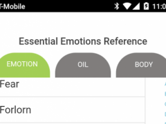 Essential Emotions Reference 0.0.2 Screenshot