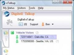 eTalkup 2.2 Screenshot