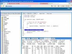 etcWebClient 0.0.9 Screenshot