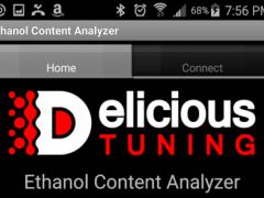 Ethanol Content Analyzer 1.00 Screenshot