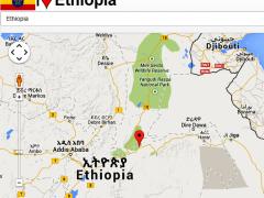 Ethiopia Mekele Map 007 Free Download