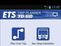 ETS To Go Mobile Launcher 0.2 Screenshot