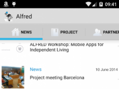 EU ALFRED 1.0.3 Screenshot