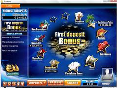 EU Casino 1.0.0.1 Screenshot