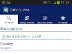EURES - Your Job in Europe 1.4.1 Screenshot