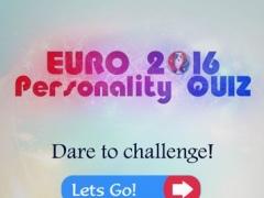 EURO 2016 Fun Personality Quizzes 1.0 Screenshot