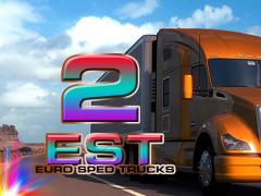 EURO SPEED TRUCK SIMULATOR 2 1.53 Screenshot