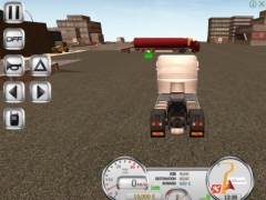 Review Screenshot - Truck Driver Simulator – Truck Driving at its Entertaining Best