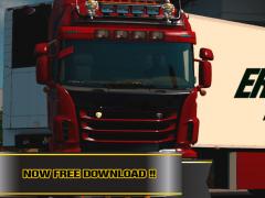 EURO TRUCK OFF ROAD SIMULATOR 1.926 Screenshot