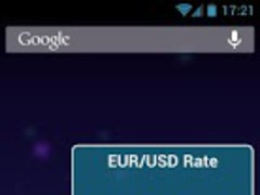 EURO vs. US Dollar 1.4 Screenshot