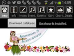 Eurofurence 1.20.3 Screenshot