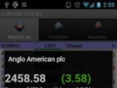 Euronext Paris Stocks 1.0 Screenshot