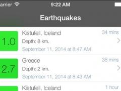 Europe Alert 2.0.9 Screenshot