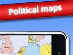 Europe Maps Deluxe 1.2 Screenshot