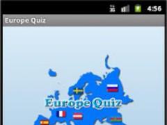 Europe Quiz 1.0 Screenshot