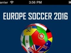 Europe Soccer Finals France 2016 1.0.4 Screenshot