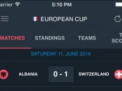 European Cup 2016 Edition 1.4.3 Screenshot