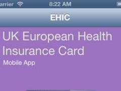 European Health Insurance Card Mobile App 1.3.2 Screenshot