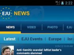 European Jewish Union 1.1 Screenshot
