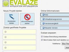 Evalaze 2.1 Screenshot