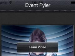 Event Flyers 1.0 Screenshot