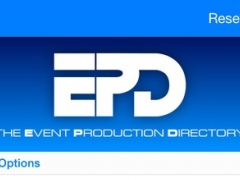 Event Production Directory (EPD) 1.0.1 Screenshot