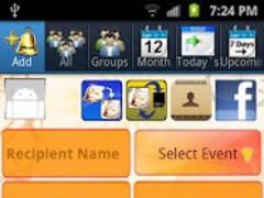 Event Reminder Pro 1.1.8 Screenshot