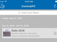 Events@Penzberg 1.5 Screenshot