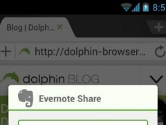 Evernote for Dolphin 1.1.2 Screenshot