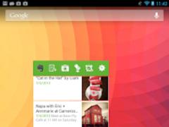 Evernote Widget 3.1.5 Screenshot