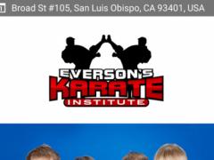 Eversons Karate 2.8.6 Screenshot