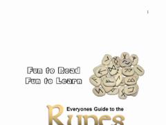 Everyones Guide to the Runes 0.1 Screenshot