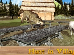 Evil Wild Wolf Simulator 3D 1.0 Screenshot